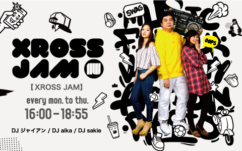 BURNISH x NORTH WAVE ~Xross Jam College~ 3/15