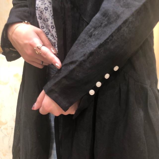 リネンCD袖