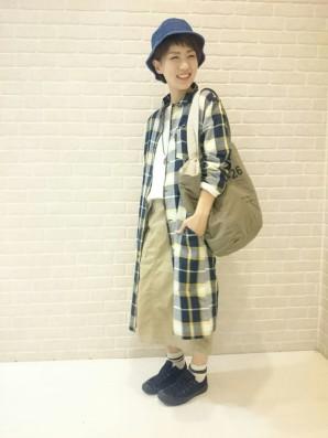 20160818 スカートコーデ①