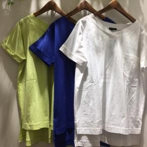 Tシャツからばり1