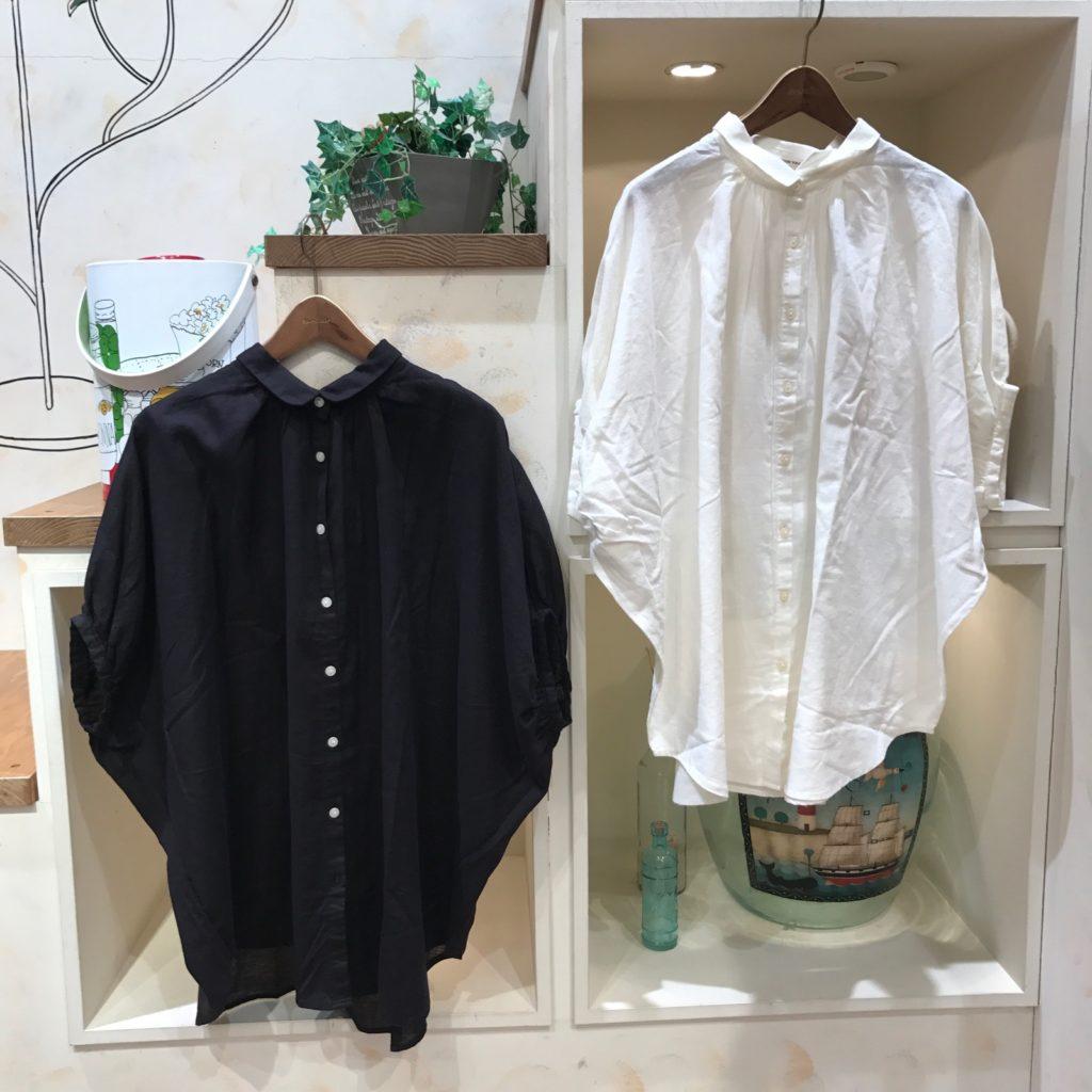 サンバレーシャツ