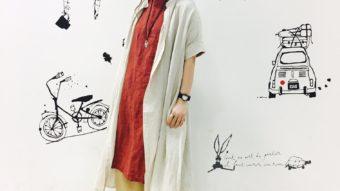 まっちゃんの【SUN VALLEY】×【tukuroi】ナチュラルコーデ特集!! ❷