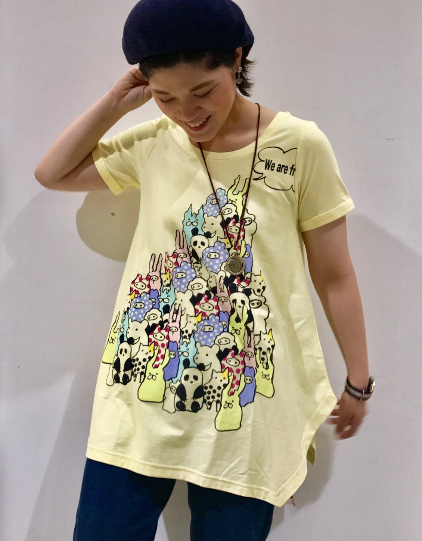 【ScoLar】のTシャツ特集☆