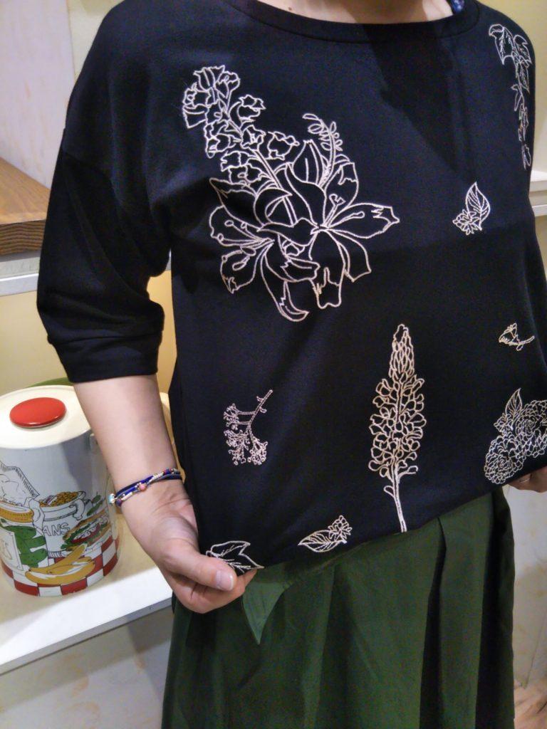 刺繍アップ