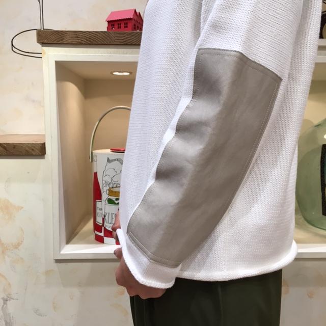綿ニットサイド