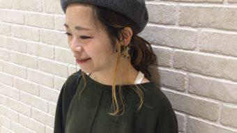 カトちゃんの『女子会コーデ』