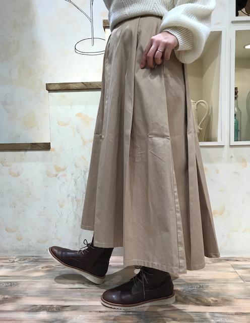 スカート②
