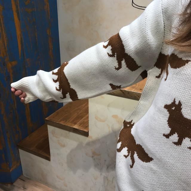 アニマル袖