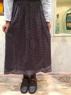 花スカート前