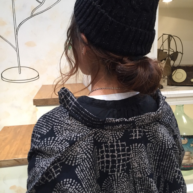 SHぬき襟