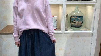 新作刺繍デニムコーデby岡ちゃん