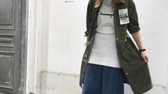 【ScoLar】新作コーディネート!!
