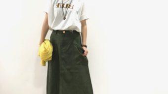 Cafettyから新作のスカートが入荷しました♫ by齋藤
