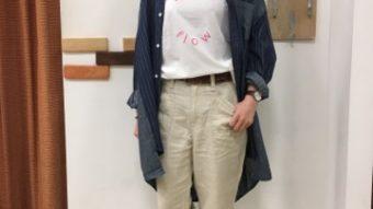 「cafetty×おすすめTシャツ」