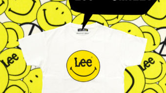 Lee × SMILEY