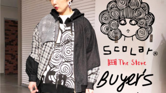 【Buyer's recommmendation】ScoLar  / スカラー 2018S/S