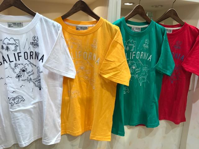 刺繍Tシャツカラバリ