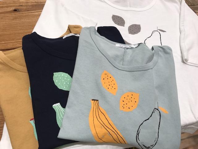 果物Tシャツ