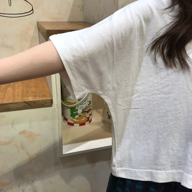果物T袖&身幅