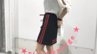 【rivet&surge】オススメ初夏コーディネート!