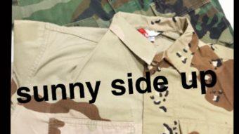新作【sunny side up 】数量限定アイテム♪