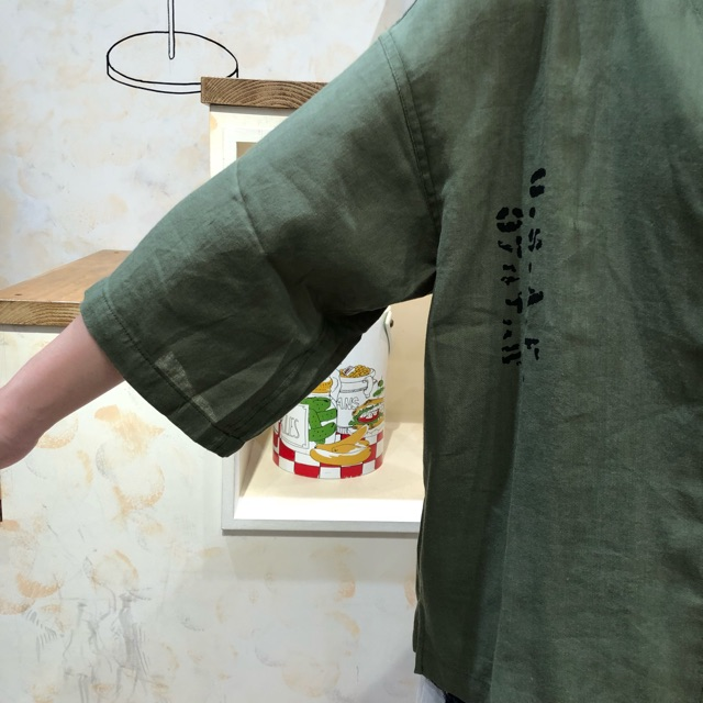パジャマSH袖