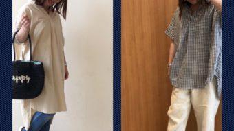 ★夏先取り♪シャツ大集合★