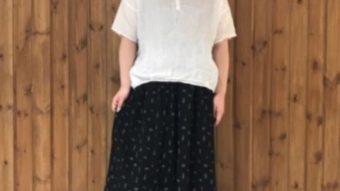 SUN VELLEYの「野菜柄」アイテムで スタイル別コーデ!!
