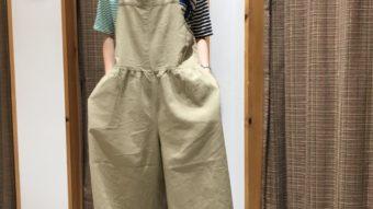 大人気【KAKELA】のTシャツ×【Nanea】のボトムで新作コーデ