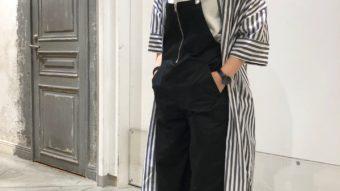 【JR TOWER BARGAIN開催中】必ず使えるシャツワンピ☆