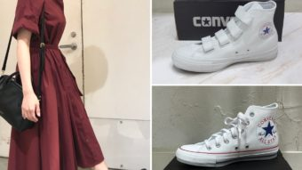 【CONVERSE】☆ALL STAR生誕100周年記念モデル☆