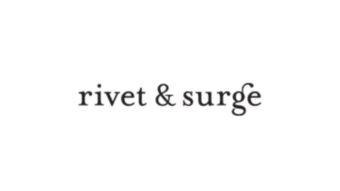 【rivet&surge】秋冬 第一弾!