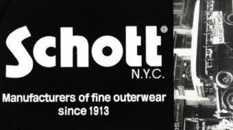 新ブランド【Schott】より、ダウンパーカが入荷!