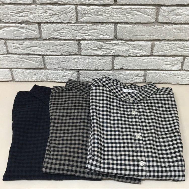 シャツ色②