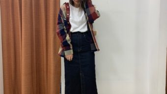 《ANTGAUGE》スカートコーデ♡by梅本