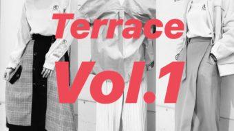 [terrace week vol.1]ボトムス編