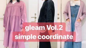 【☆gleam 特集 第2弾☆】