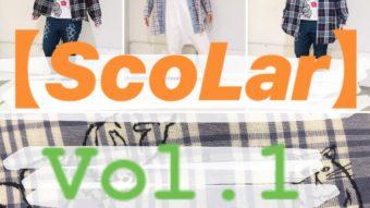 ☆ごぱポ告知 第三弾【ScoLar】vol.1☆