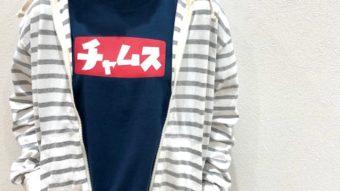 【CHUMS】Tシャツ入荷!