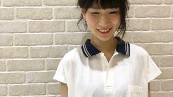 阿部のワンピースコーデ【半袖ver.】