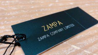 【ZAMPA/ザンパ】の新作が入荷しました!