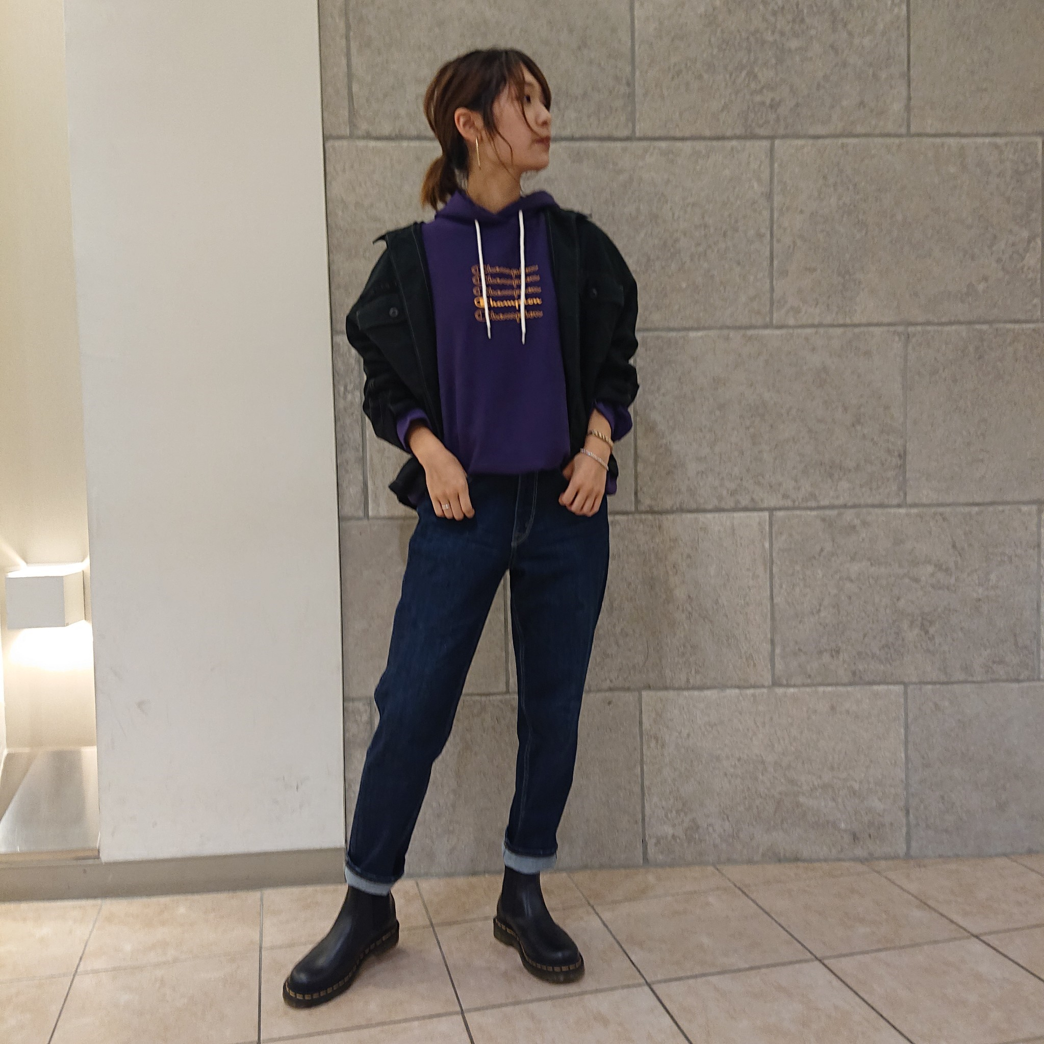 CAFETTY×STAFF STYLING 3rd