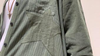 KAKELAのシャツでカラー別コーディネート!