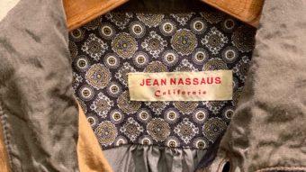 新作【JEAN NASSAUS】晩夏に着たい秋色コーデbyよねや