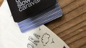 【Goslow Caravan】新作カジュアルコーデご紹介!by岡本