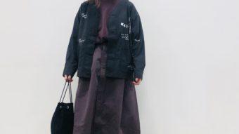 【CUBE SUGAR】×【TOBILA】の新作ワークスタイル★