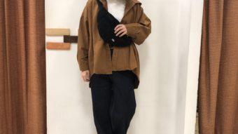 GENTILの秋コーデ
