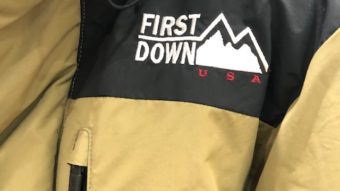 【FIRST DOWN】入荷!