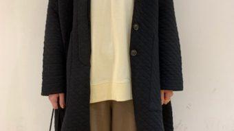 【SUN VALLEY】キルティングコートのご紹介