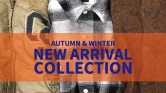 AUTUMN & WINTER NEW ARRIVAL COLLECTION